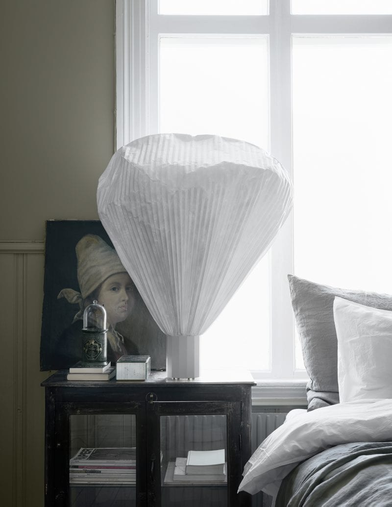Paper lamp | Home of Artilleriet's Owners