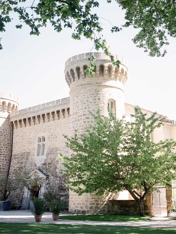 Chateau de Massillan, Uchaux