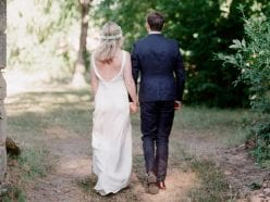 Our Wedding in Provence
