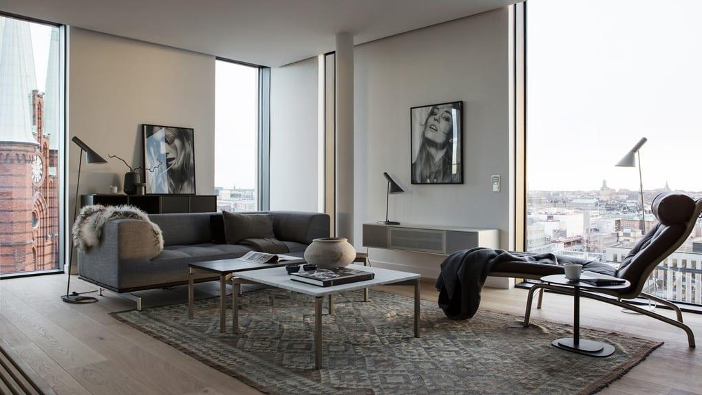 Serviced Design Apartment in Stockholm