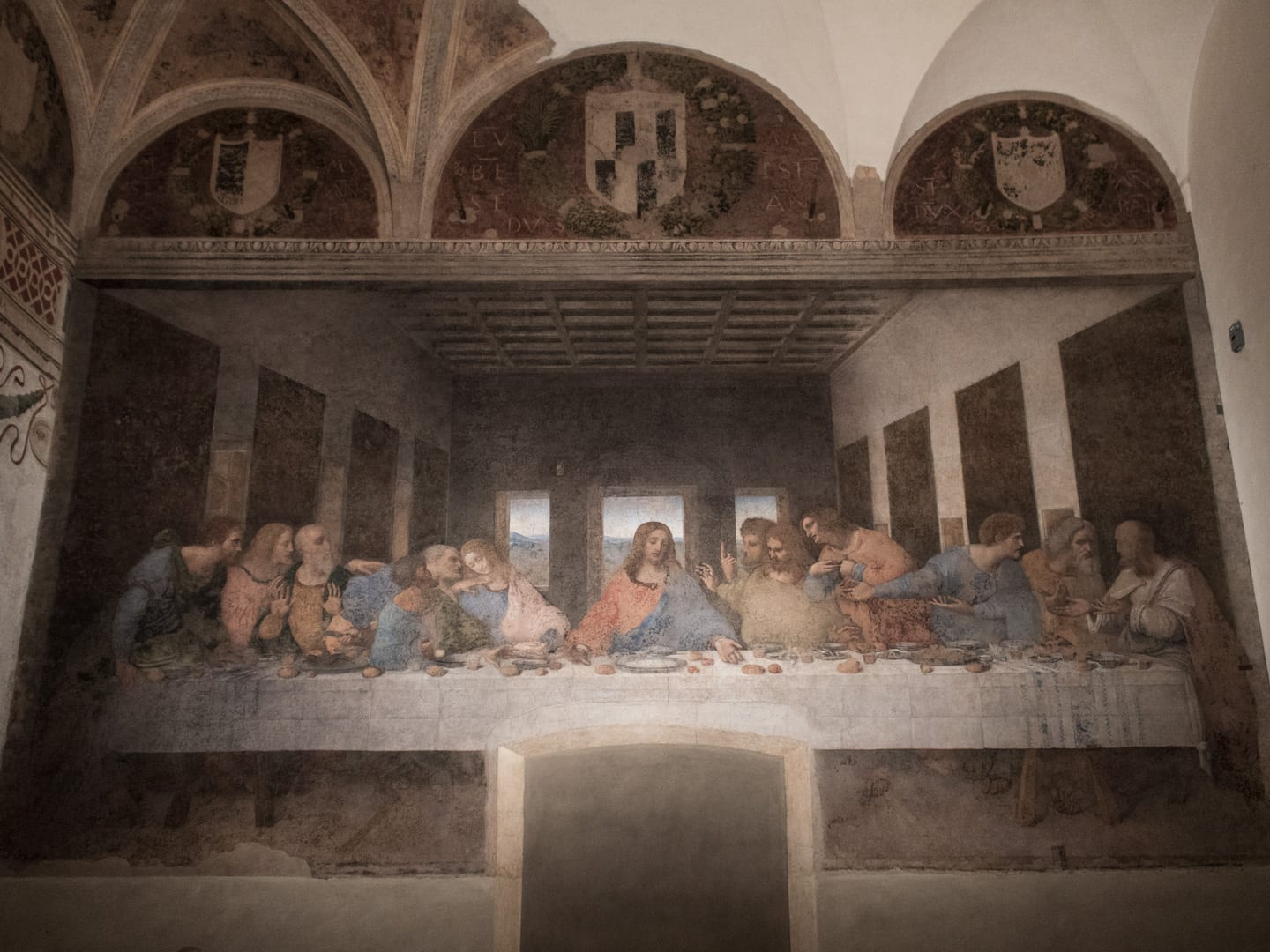 Milan City Guide | The Last Supper (Cenacolo Vinciano) by Leonardo da Vinci