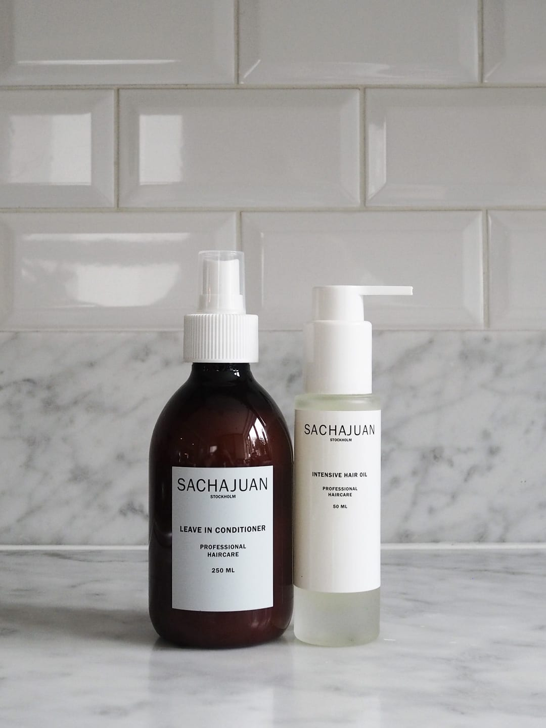 Sachajuan haircare for dry hair