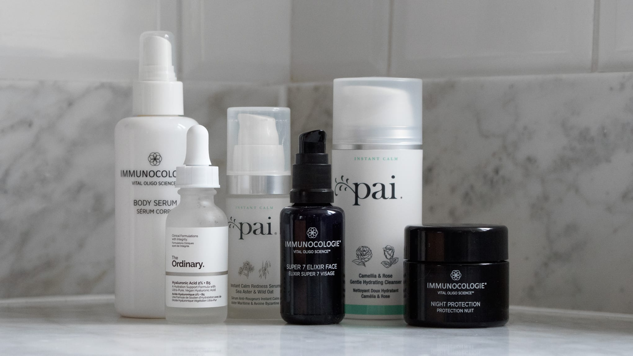 Nourishing Skincare Products