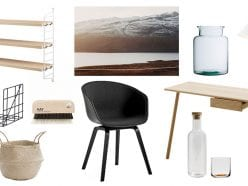 Scandinavian Home Office Essentials
