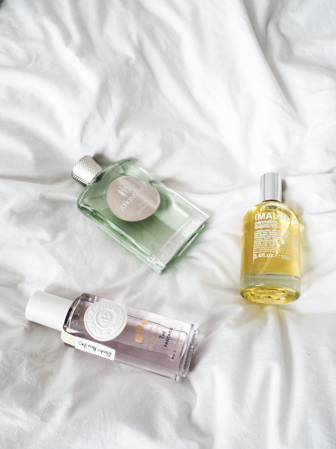 Fresh Spring Fragrances