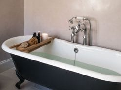 C.P. Hart Winchester Roll Top Bath