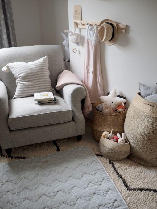 A look inside Isabelle's Scandinavian-inspired minimal nursery x Style&Minimalism