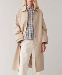 COS Long Cotton Trench