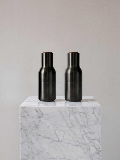 MENU LAB Bottle Grinder & Plinth Table