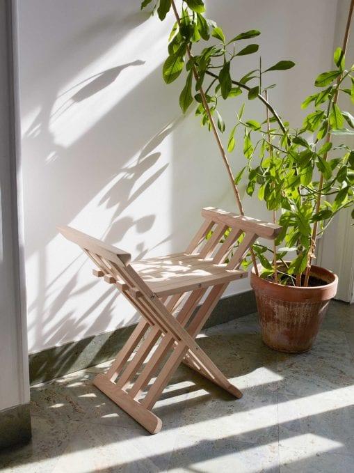 Skagerak Royal Chair in Oak