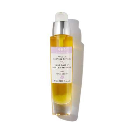 REN Skincare Rose O12 Moisture Defence Oil