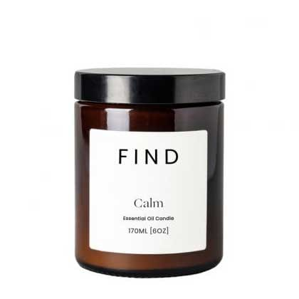 Find Your Calm Natural Candle