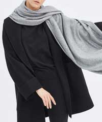 Public Habit The Cashmere Wrap Scarf