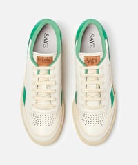 Saye Brand Modelo 89 Leather Trainers