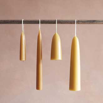 Oggetto Beeswax Candles