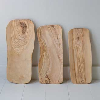 The Small Home Olive Wood Boards