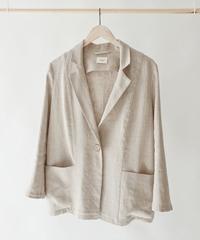 Pouli the Label Linen Blazer
