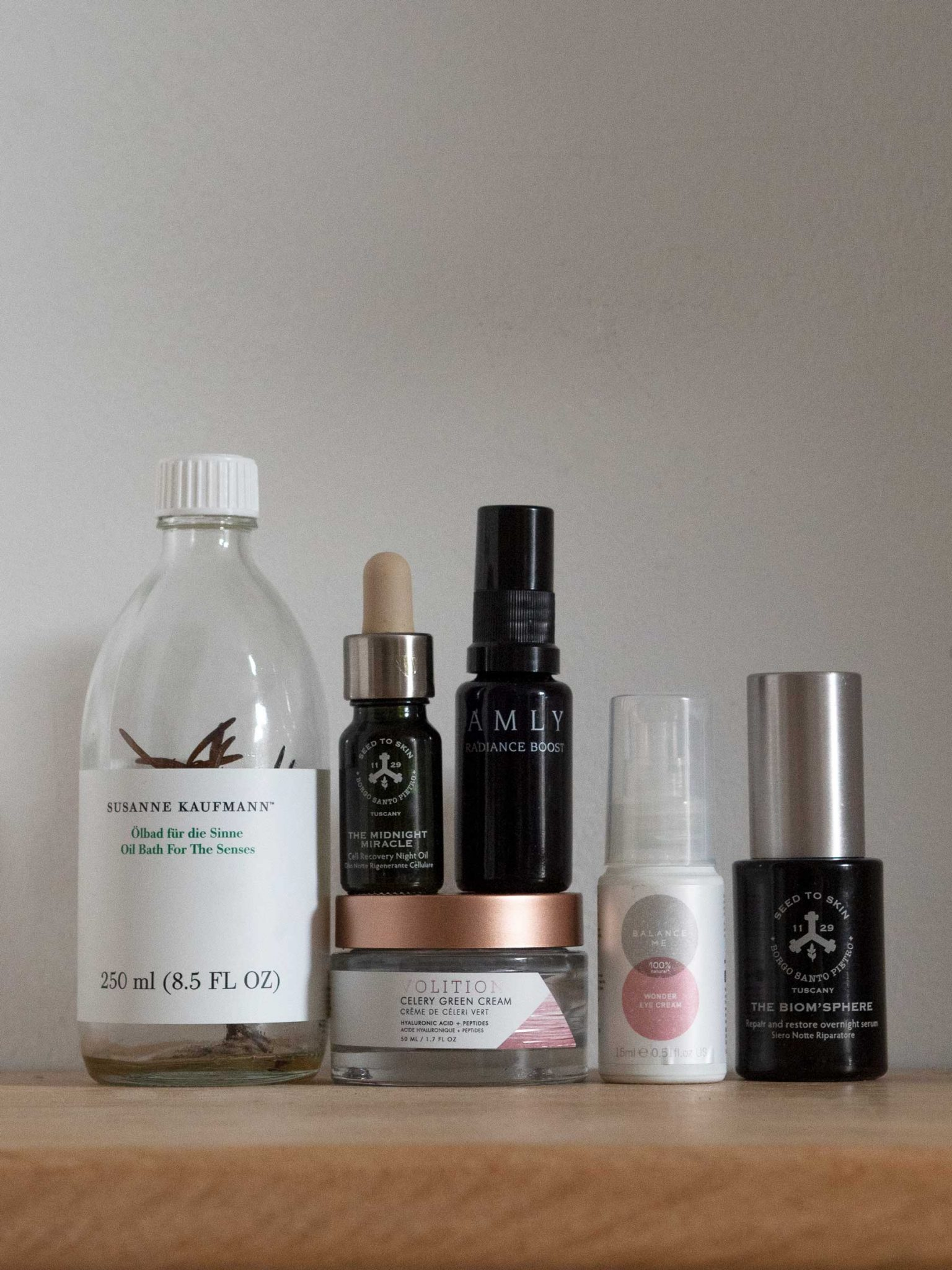 The best products are the ones you want to use every last drop of. Here are my latest empties.