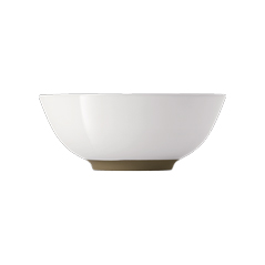 Olio by Barber Osgerby White Cereal Bowl 16cm