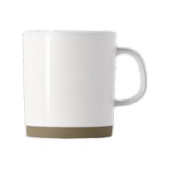 Olio by Barber Osgerby White Mug 300mL