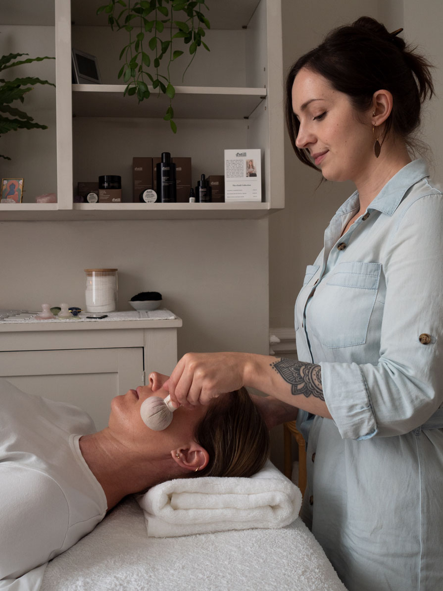Soma Rituals Gua Sha Facial Fusion with Thai Herbal Poultice